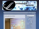Unstoppable Learning Wordpress layout